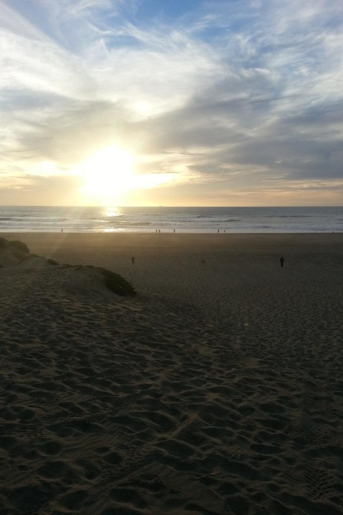 Ocean Beach 10/16/2014