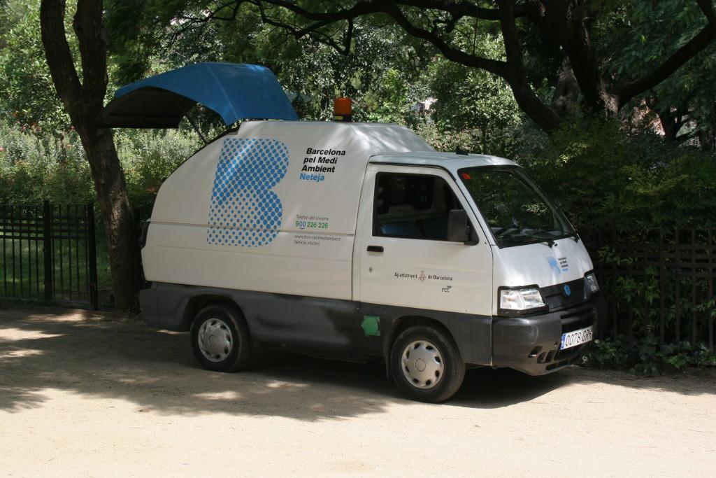 Barcelona Medi Ambient mini-dump