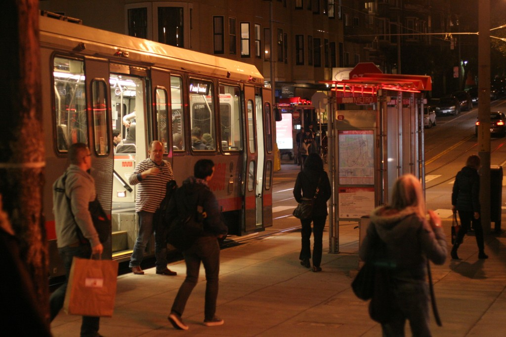 N-Judah, Cole & Carl, MUNI