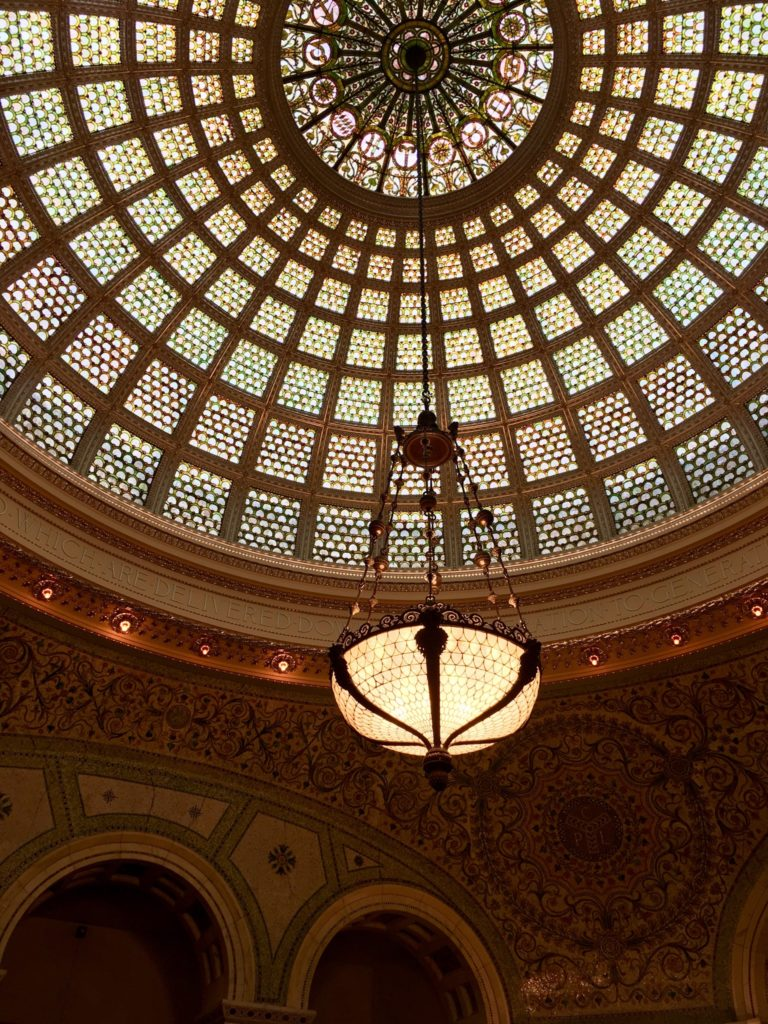 Chicago Cultural Center by Jerad Weiner